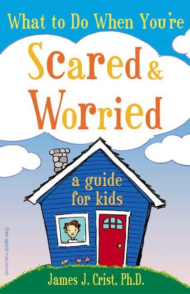 Scared and worried book