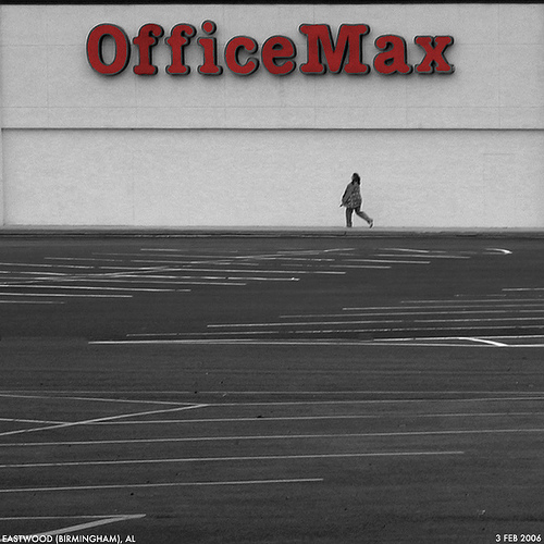 Officemax lonely