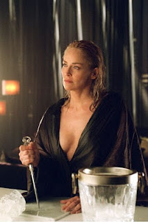 Sharon Stone ice pick