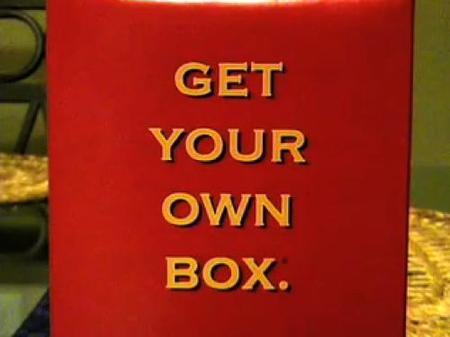 Cheez its box